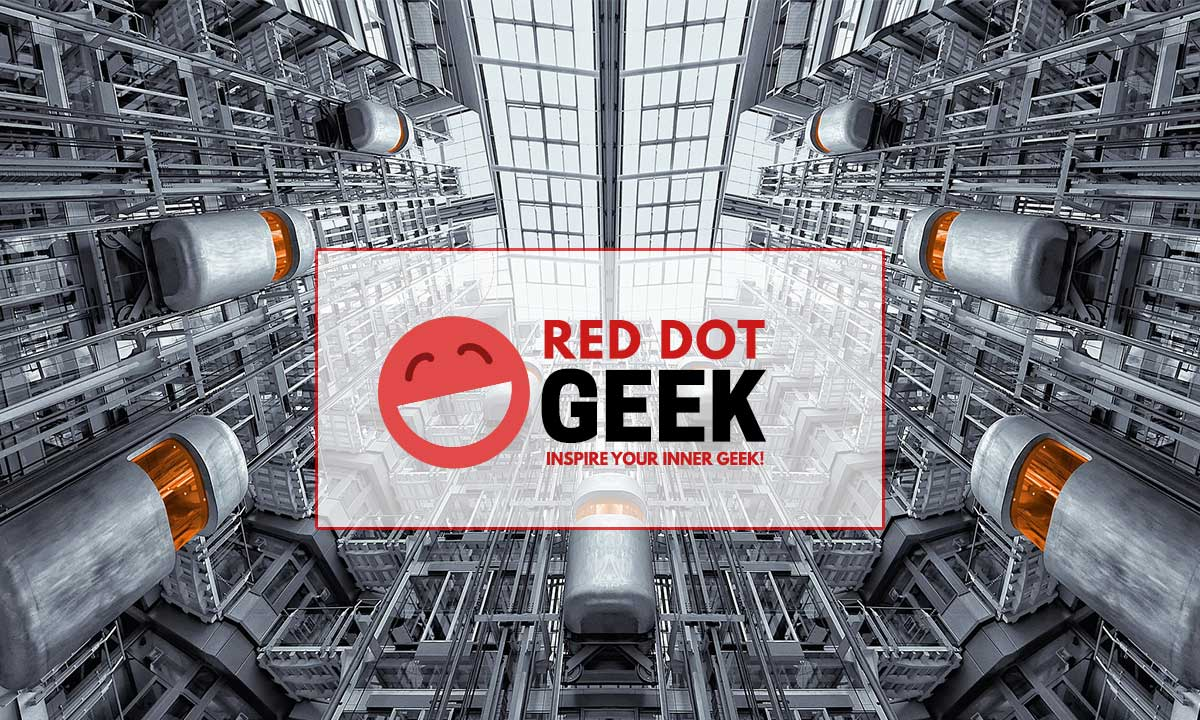 Red Dot Geek - Inspire your inner geek!